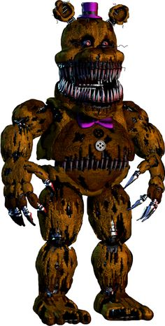 Five nights at freddy's 4 nightmare fredbears