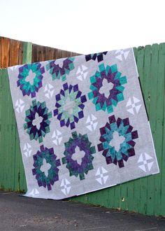 Shivaun Place - PDF Quilt Pattern ; Sassafras Lane Designs
