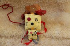 Gus et mini Gus! Plus d'infos : www.facebook.com/doedoe.fr