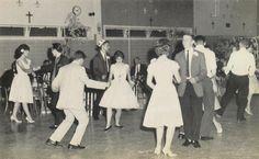 vintage prom photos dance yearbook
