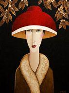 Danny McBride, artist, original acrylic paintings at White Rock Gallery