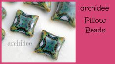 Tutorial | Polymer Clay | DIY Pillow Beads