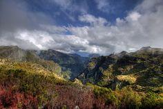 Way to the Pico de Arieiro