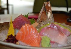 Essen in Bangkok- Sushi und Sashimi