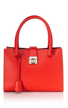 Stand out from the crowd with the Lava Juliette Tote by Salvatore Ferragamo. Find similar stunning authentic pieces at www.swayy.com.au