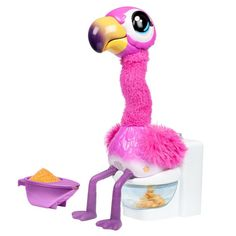 Little Live Pets, Popular Toys, Funny Birds, Fidget Toys, New Toys, Doll Toys, Barbie Toys, Flamingo, Christmas Gifts