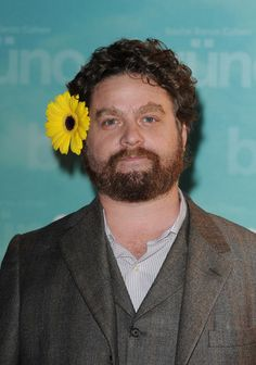 Zach Galifianakis: Fun Facts About the Hangover 3 Star
