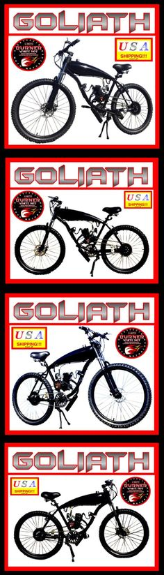 Gas Scooters 75211 Power Diy 2 Stroke 66cc 80cc Motorized Bicycle