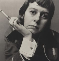 "last-picture-show: "" ""Irving Penn, Carson McCullers, New York, 1950 "" """