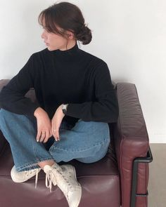 Edgy Outfits, Teen Fashion Outfits, Korean Outfits, Cute Casual Outfits, Friend Outfits, Fashion Socks, Girl Photography Poses, Daily Fashion, Style Fashion