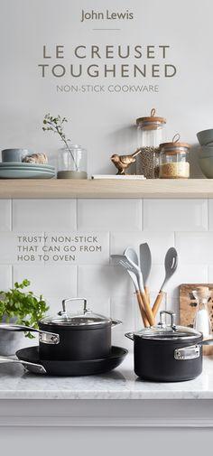 Le Creuset Toughened Non Stick Cookware. Make Cooking A Pleasure ...