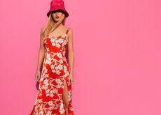 Zara y el estampado floral: 11 vestidos de menos de 30 euros que podrían convertirse en tu última obsesión Zara, Paella, Outfits, Dresses, Style, Fashion, Long Gowns, Outfit, Meals