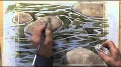 DVD - Improve Your Water Painting Techniques in W/c with Gordon Mackenzie, via YouTube.