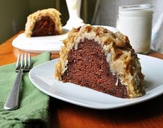 Little B Cooks: Chronicles from a Vermont foodie: Desserts- German Chocolate Cake
