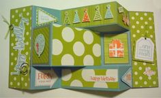 Happy 40th Birthday by stampgoddess1 - Cards and Paper Crafts at Splitcoaststampers