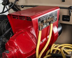 1946 Willys outfitted with everything a rancher might need. Welding Trucks, Welding Rigs, Pipe Welding, Jeep Drawing, Drawing Board, Jeep Hacks, Jeep Scout, Vintage Jeep, Truck Mods