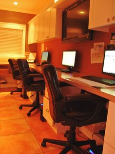 Home Office Design,