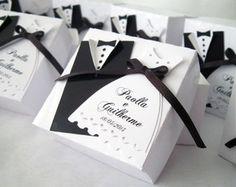 50 Caixinhas para Bem Casado Noivos!