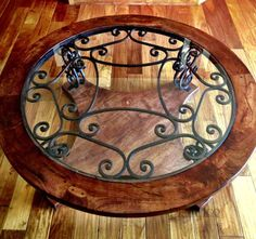 This project focuses on Spanish living room furniture. We have furnished a few pieces of rustic living room furniture, including a Spanish coffee table.