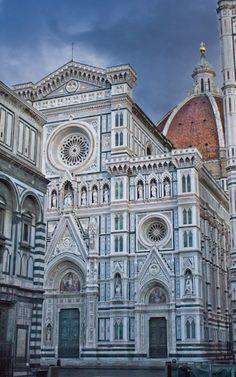Basilica di Santa Maria del Fiore  By: Anna K Florence, Italy
