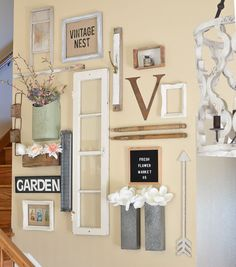 5 Ways to Use a Letter Board in Farmhouse Style Decor