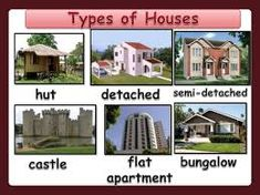 House names english What House, English Idioms, English Lessons, English Vocabulary, Learn English, British English, British Slang, House Names, Semi Detached