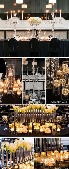 Create ambiance with lighting for your wedding reception | Confetti.co.uk