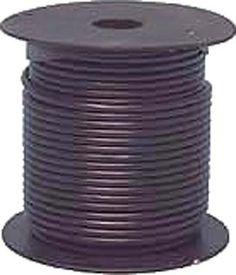 15 Length Type 12 Gauge NTE Electronics WA12-05-15 Hook Up Wire Green 15/' Length Inc. Automotive Stranded