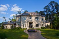 Bell Architects French Provincial Home in Mandeville