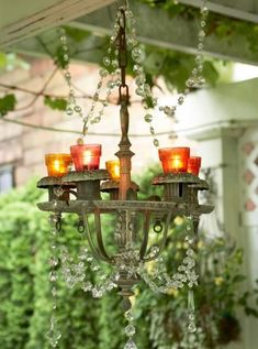 How to Design Garden Lighting