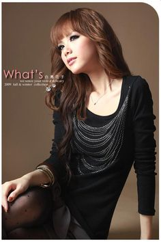 TP2329 BLACK  RM10 http://www.yiwafashion168.com/goods.php?id=12572