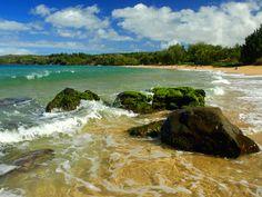 Green Rock, Napili Beach, Maui, Hawaii