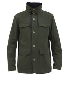 Men's → Jackets → Erssa jacket kombu green - WeSC Webshop