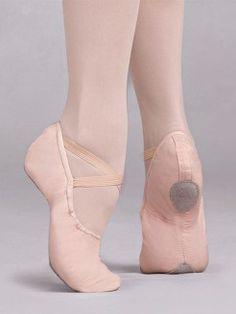 Capezio Sculpture II Ballet Shoe Split Sole - Main