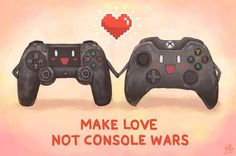 """""""For the #KindnessDay we think of our Playstation's friend #XboxLovesYou """""""