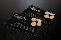 Cartão Opus