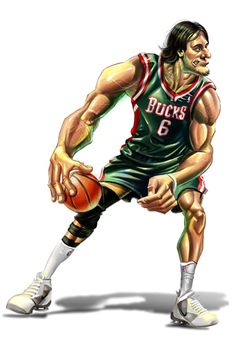 For years Andrew Bogut has been pretty bad especially on the defensive end. So it's only right that Wang Tao included the bi… Basketball Design, Basketball Art, Caricature Art, Andrew Bogut, Sneakers Sketch, Sports Graphics, Sports Wallpapers, World Of Sports, Sports Pictures
