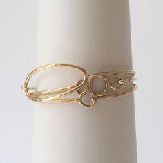 Sphere Armreife Gold Rings, Bracelets, Design, Jewelry, Jewelery, Bangles, Jewellery Making, Arm Bracelets