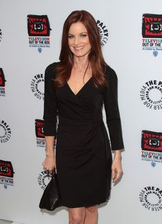 Laura Leighton at the Paley Center for Media Celebrates Warner Bros. Television Group's 60 years, photo by Retna. Fame Game. http://www.famegame.com