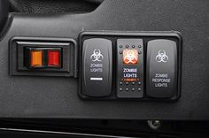 Zombie Light Rocker Switch - Page 5 - Toyota FJ Cruiser Forum