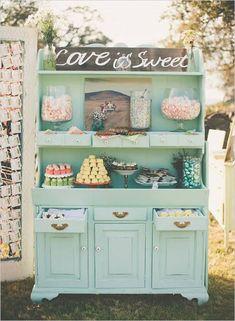 50 Out of this world dessert table ideas to inspire you! #weddingchicks http://www.weddingchicks.com/dessert-table-bonanza/