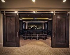 Image result for home theatre entrance ideas