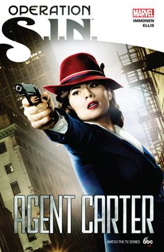 Operation: S.I.N. - Agent Carter - Comics by comiXology