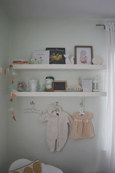 nursery floating shelves 1000 images about building a home on how to 1118