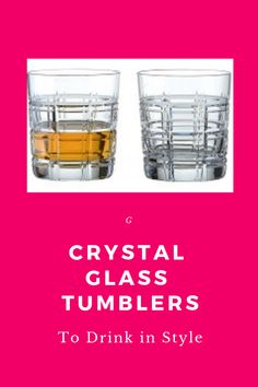 bed85ffb5d46 34 Best Glassware with Crystal Sparkles images in 2019