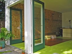 Gartenhaus-Romantik