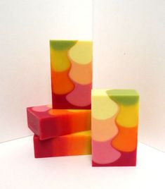 Tall & Skinny Shimmy Soap *
