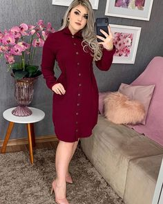 Plus size outfits Cute Maternity Outfits, Pregnancy Outfits, Maternity Dresses, Ankara Short Gown Styles, Short Gowns, Curvy Girl Outfits, Plus Size Outfits, Curvy Fashion, Plus Size Fashion