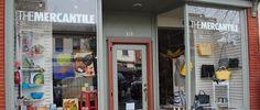 The Mercantile - 319 Market St, Lewisburg, PA;  (570) 523-7300   www.lewisburgmercantile.com