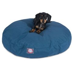 Solid Round Dog Bed by Majestic Pet Products